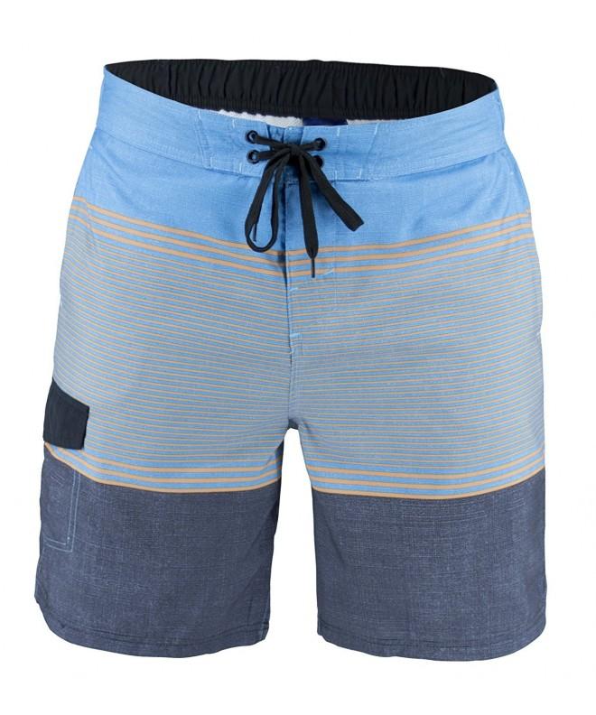 Matereek Shorts Stripe Effect Sweamwear
