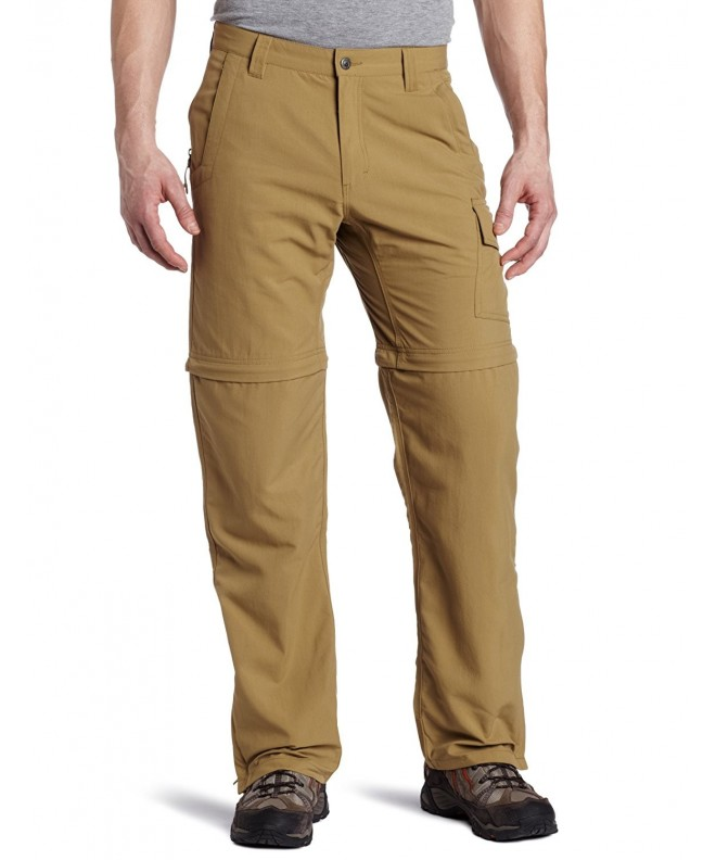 Mountain Khakis Granite Convertible Mushroom
