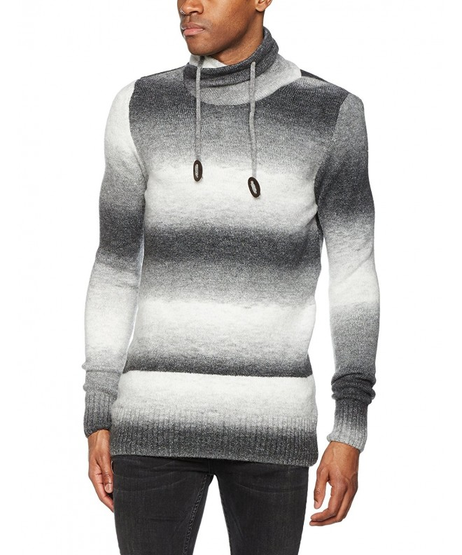 Leif Nelson Pullover LN20720 Anthracite