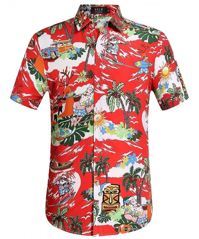 SSLR Christmas Hawaiian Tropical X Large