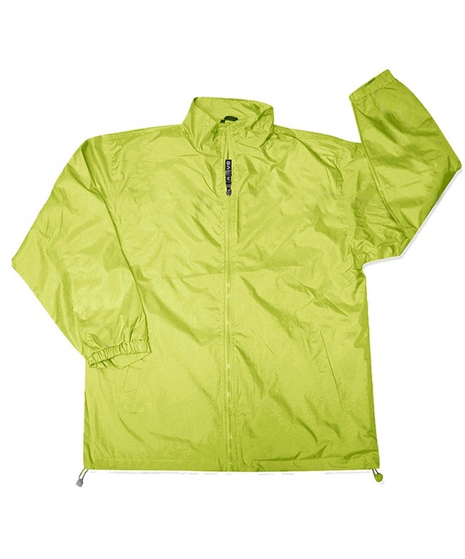 Apparel No Lightweight Windbreaker XX Large