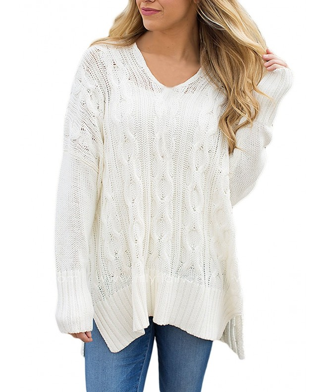 Sidefeel Casual Sweater Pullover X Large