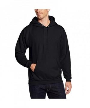 Hoodies Sleeve Pullover Hoodie Black