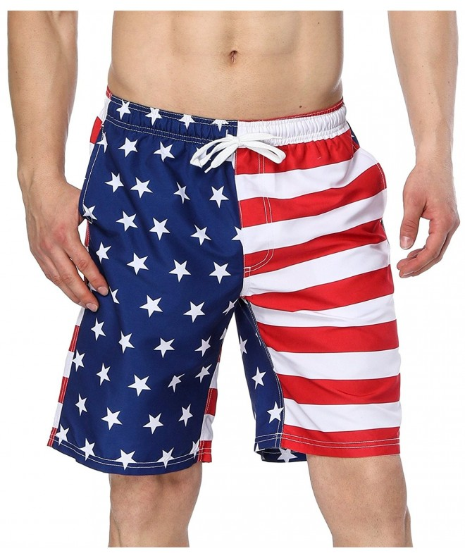 ATTRACO Water Shorts Quick Trunks