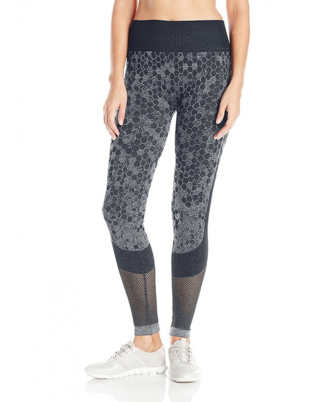 NUX Womens Honeycomb Pant Charcoal