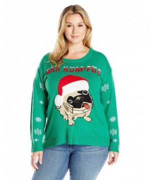 Blizzard Bay Womens Christmas Sweater