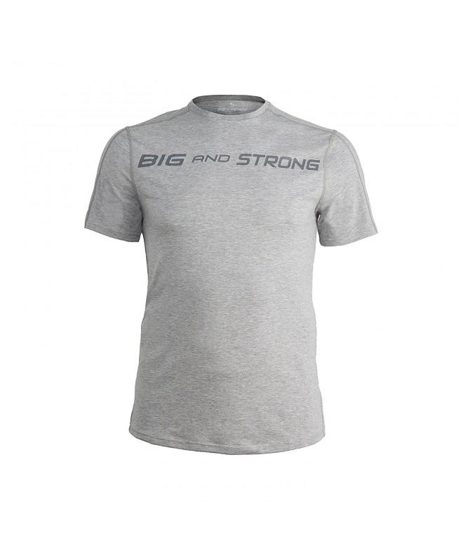 Big Strong Comfort Top Grey