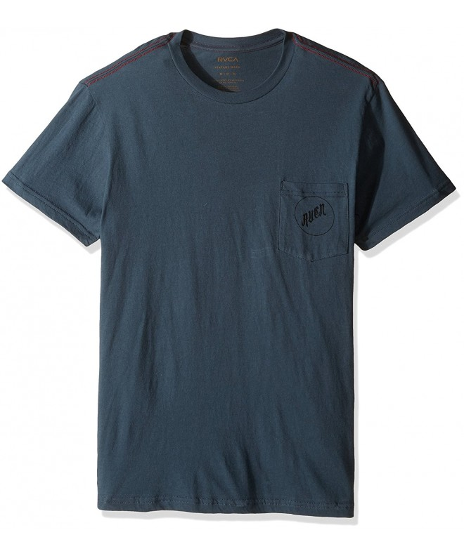 RVCA Pipeman Pocket Midnight Large