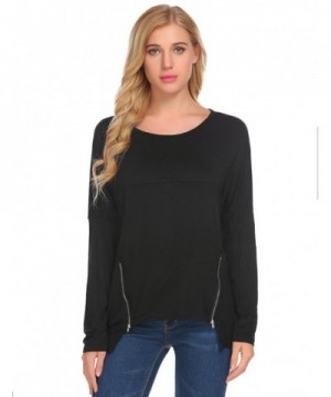 Misakia Sleeves Pullover Casual T Shirt