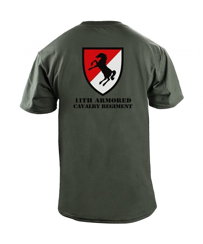 Armored Cavalry Regiment Veteran T Shirt