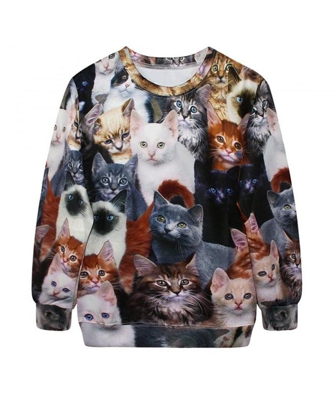 Celewe Pullover Sweatshirt Sweater Hoodies