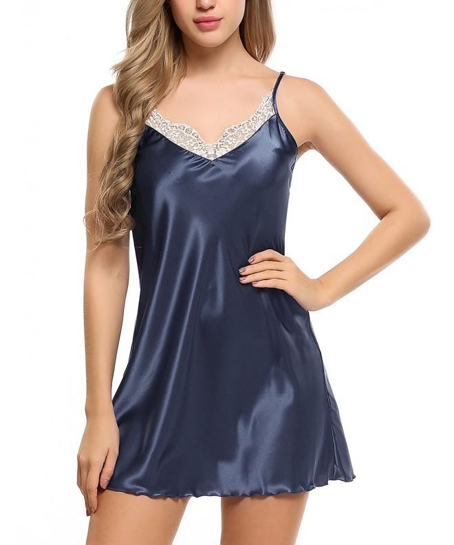 Bulges Nightdress Chemises Nightgown Nightwear