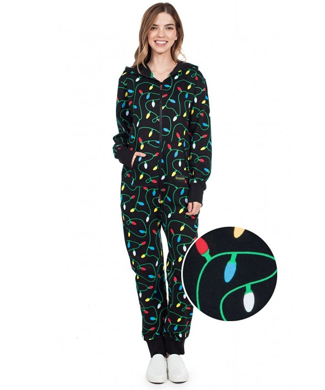 Tipsy Elves String Christmas Jumpsuit