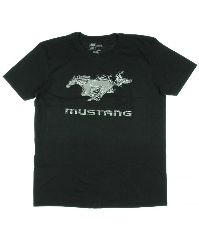 Ford Mustang Licensed Graphic T Shirt