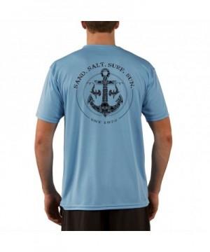 SAND SALT SURF SUN Anchor Sleeve T Shirt Columbia