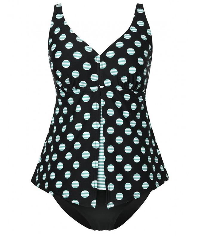 Nonwe Womens Bikini Swimsuits 10