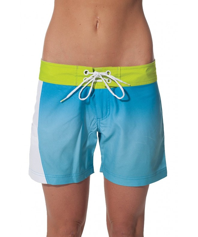 TEN 80 First Light Boardshort 05 Blue