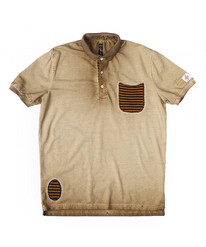 VOIZ Cotton T Shirt Fashion Details