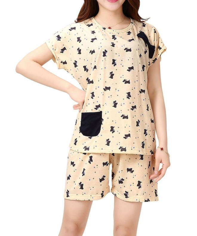 VENTELAN Novelty Pajamas Sleepwear Nightwear