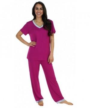 Pajama Heaven Sleepwear Magenta PHBJ1941 2056 SML