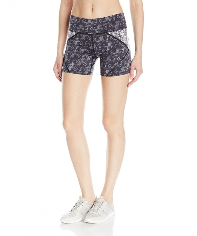 Maaji Womens Glam Conviction Shorts