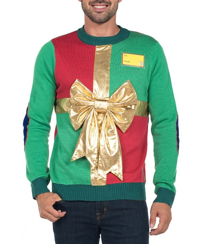 Tipsy Elves Christmas Present Sweater