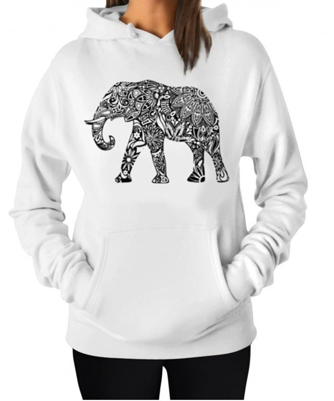 YM Wear Fashion Graphic Elephant