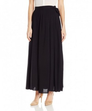 James Erin Womens Prined Skirt