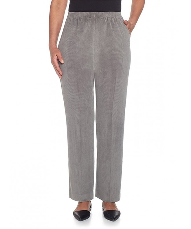 Alfred Dunner Petites Cordouroy Pants