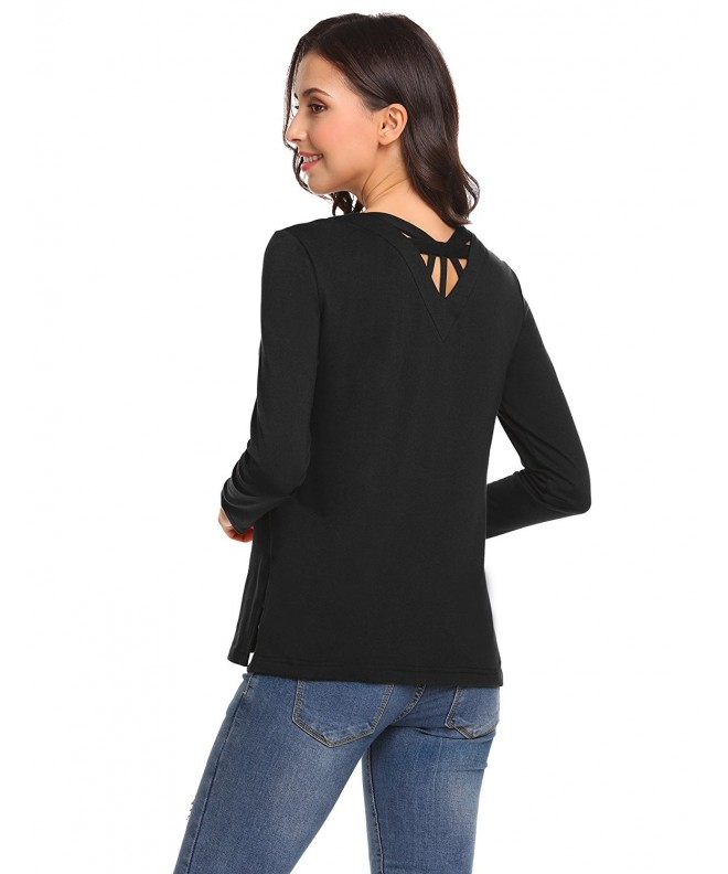 SummerRio Tshirt Sleeve Blouse Hollow out