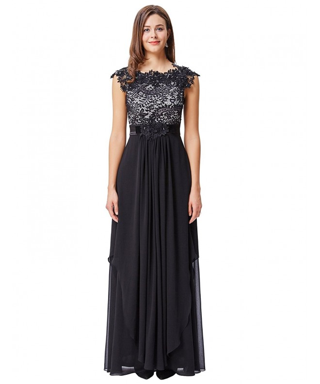 Black Length Formal Bodcon Bnaquet