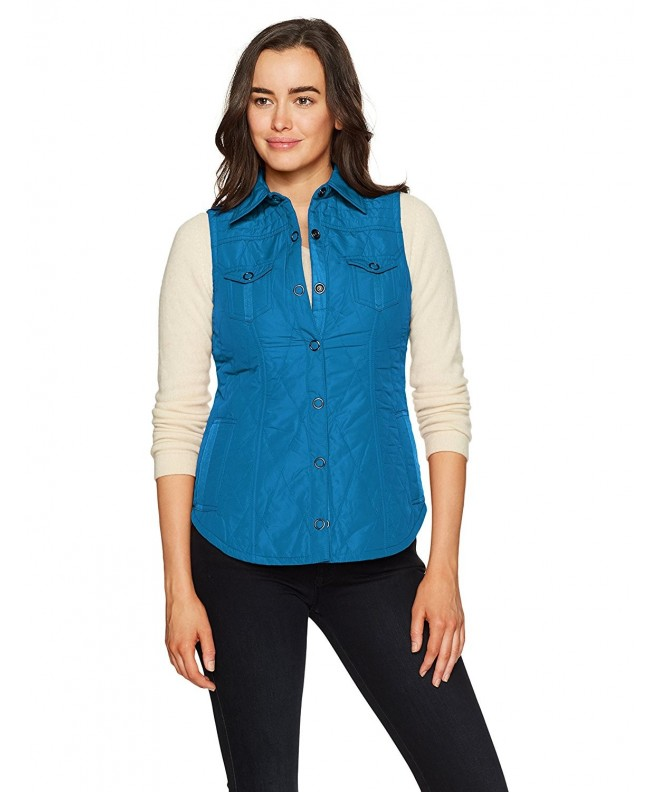 Aventura Womens Redmond Vest Seaport
