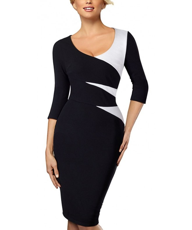 HOMEYEE Womens Elegant Formal Business