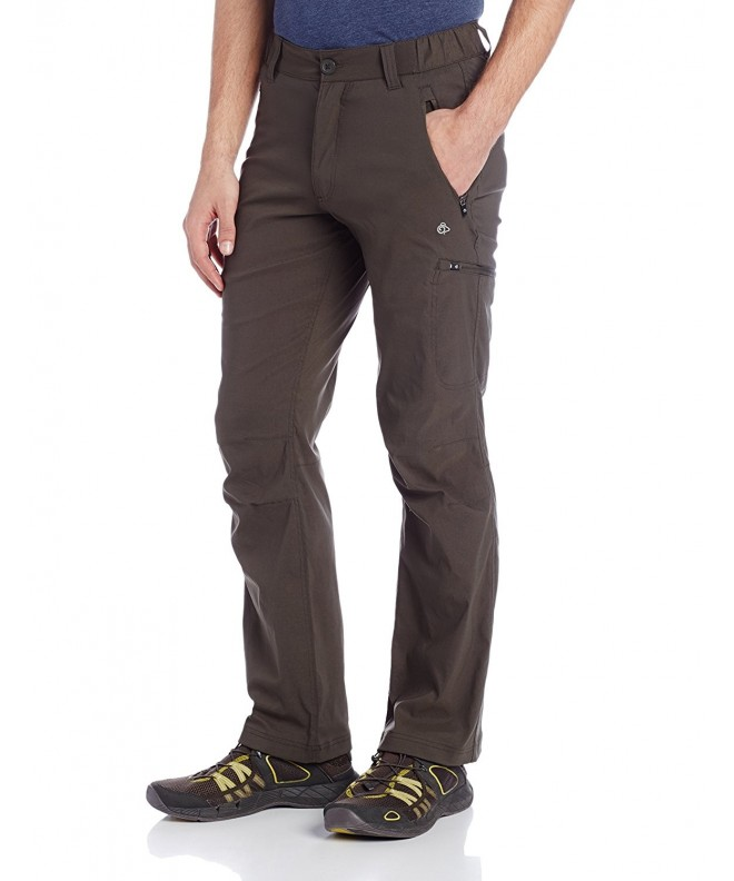 Craghoppers Kiwi Regular Trousers Khaki