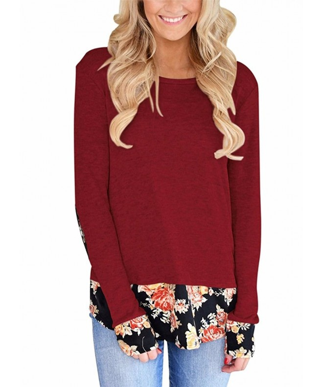 Fiery Love Womens Blouse Printed