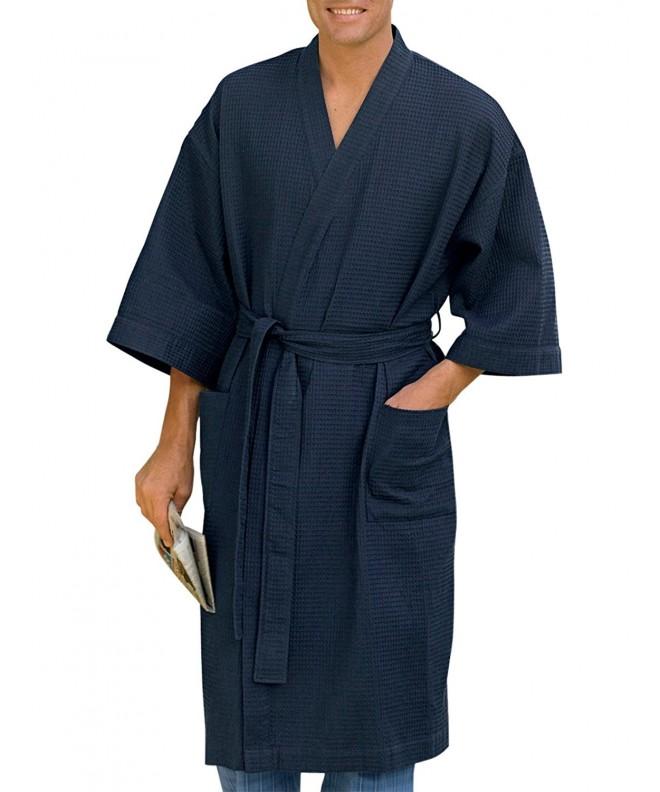 Harbor Bay Tall Waffle Knit Kimono