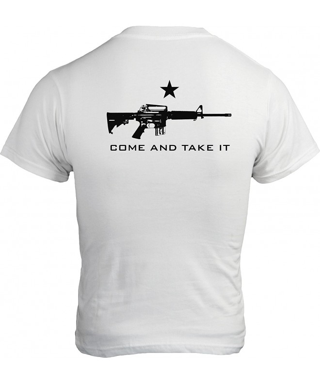 Second Amendment AR 15 T Shirt Small