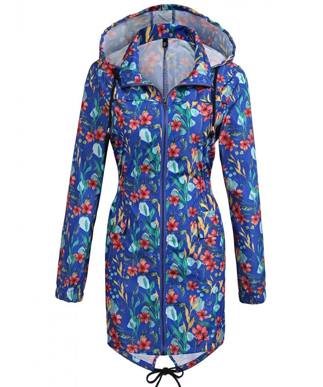 SE MIU Waterproof Jacket Pattern
