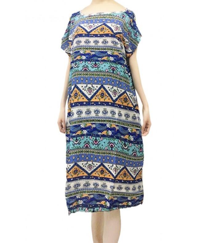 FELACIA Sleepwear Dresses Nightgowns Nightshirts