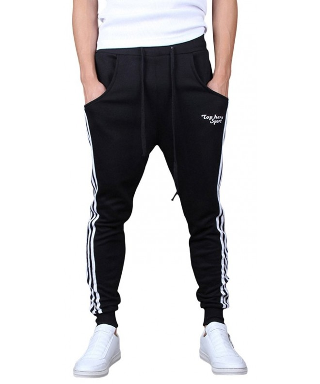 BomoWell Casual Jogging Running Trousers