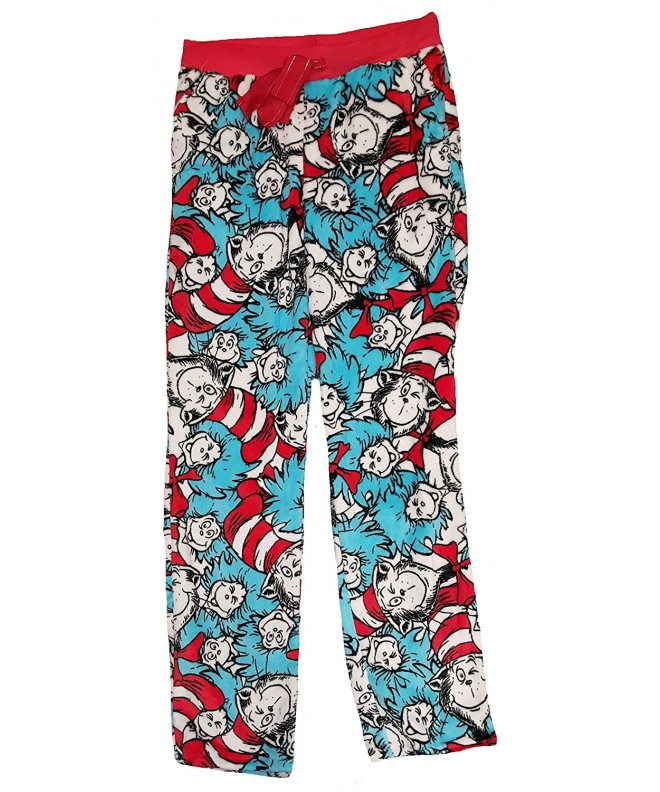 Fashion Seuss Thing Fleece Sleep