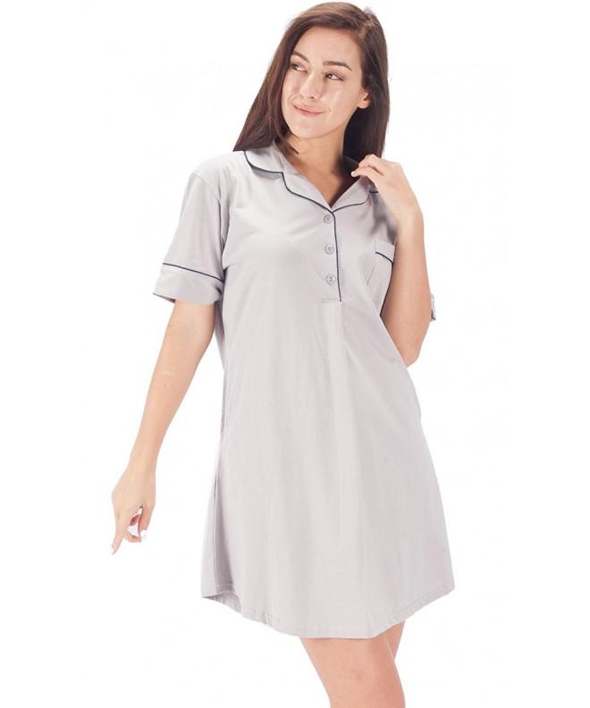 WEWINK CUKOO Sleepwear Nightshirt Boyfriend
