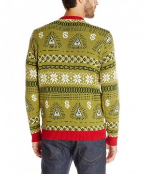 Fashion Men's Pullover Sweaters Online
