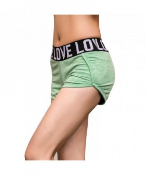 Designer Women's Athletic Shorts