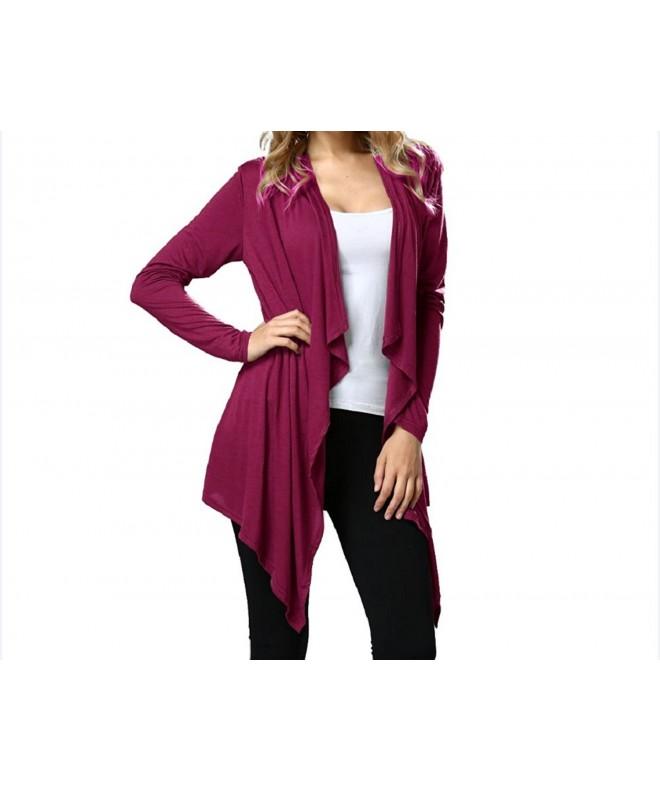 Quicksilk Womens Plus Sleeve Cardigans