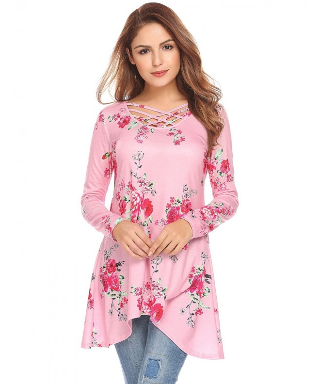 Easther Floral Sleeve Casual Blouse