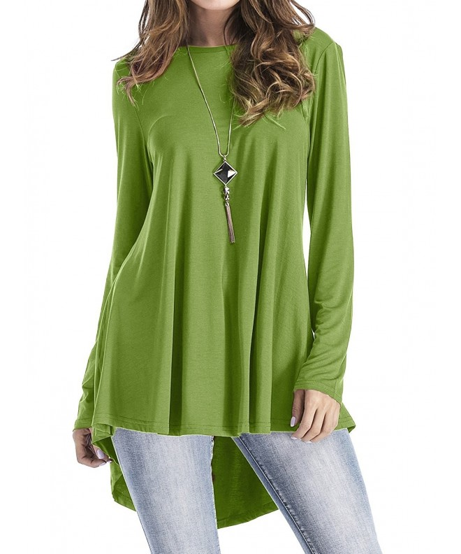 Womens Casual Swing Sleeve T Shirt