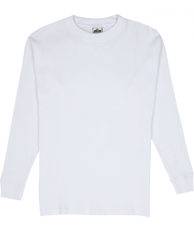 CottonNet Weight Weather Crewneck Thermal