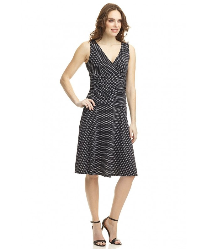 Rekucci Slimming Sleeveless Control Dresses