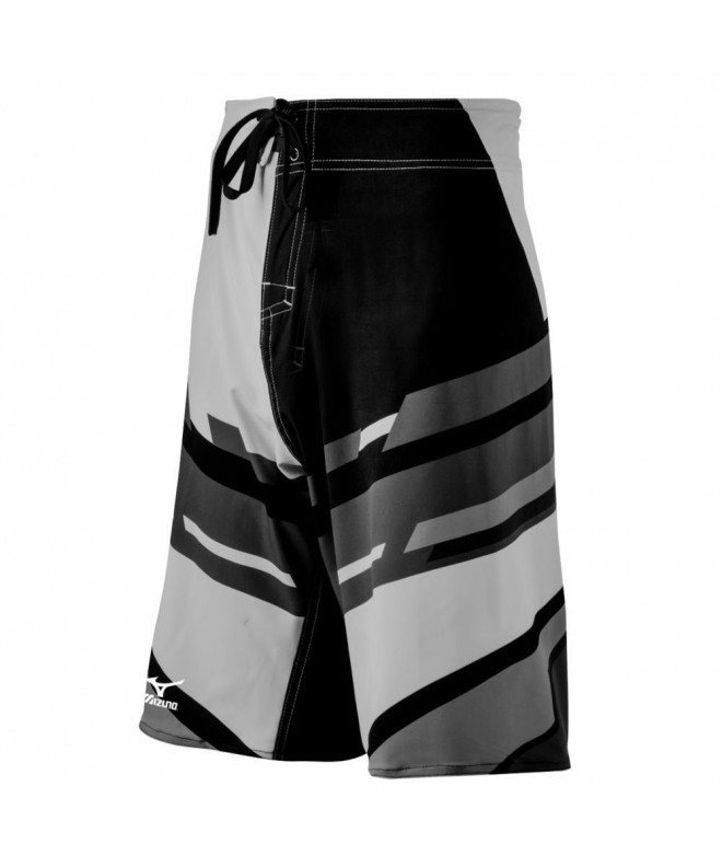 Mizuno Board Shorts Black X Small